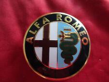 Original Alfa Romeo 156 166 147 Mito GT Spider Gtv Emblem für Felge Felgenkappe