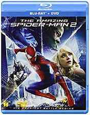 The Amazing Spider-Man 2 (Blu-ray/DVD, 2014, 2-Disc Set, Includes Digital Copy)
