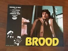 10,FOTOBUSTA,BROOD  DAVID CRONENBERG REED EGGAR HORROR 1979