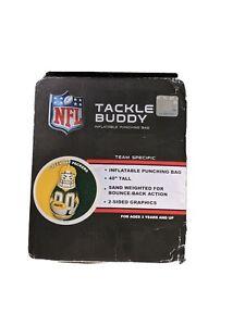 "Tackle Buddy/ Bop Bag 40"" ~ NFL Football  Green Bay Packers"