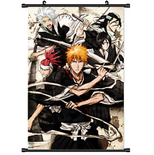 Anime Bleach Wall Scroll Poster cosplay 2934