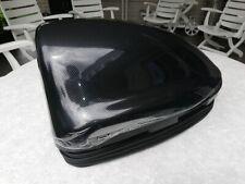 Bürzel Gepäckträger Fastbag Top Case NEU 40L Motorrad Koffer Hecktasche Carbon