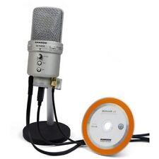 Samson G-Track USB Studio Condenser Microphone NEW