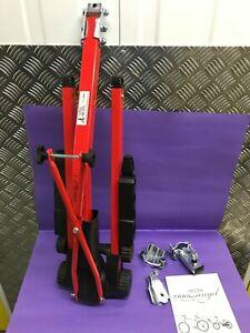 Peruzzo Kid's Trail Angel Plus Cycle Trailgator - Red (Q/R missing)