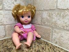 "Disney Baby My First Princess aurora Sleeping Beauty doll 12"" , 2008"