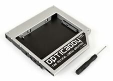 Opticaddy SATA-3 HDD/SSD Caddy for Apple iMac 2009, 2010, 2011