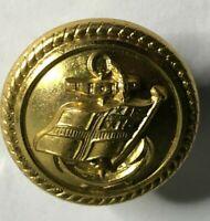 Shaw Savill & Albion Line shipping company button 23 mm Firmin London