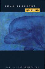 EMMA SERGEANT : DOLPHINS, 1-26 June 1998, The Fine Art Society, Scarce Book