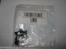Dell 0GG460 PSU Power Supply Cord Anchor Strain Relief Plastic Clip, New