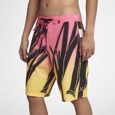 """Hurley Phantom JJF 4 x Sig Zane Men's 20"""" Board Shorts - Size 33"""