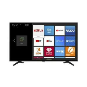 "New 4K LED Sharp 55"" Smart TV - 54.6 Inches"