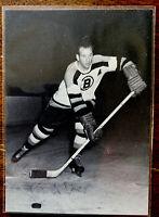 1991 - 92 Boston Bruins Sports Action Legends - Ed Sandford