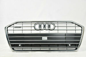 Original Audi A6 4K C8 Limo / Avant Kühlergrill S-Line Quattro o. ACC