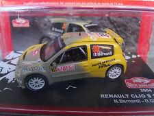 1/43 Magazine Series Altaya Renault Clio S 1600 2004