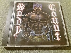 BODY COUNT SAME European Edition CD Original 1992, gebraucht