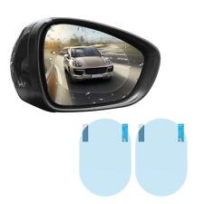 Specchio Auto Pellicola Impermeabile Antinebbia Adesivo per Specchietto