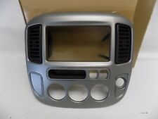 New OEM 2003-2004 Ford Escape Instrument Panel Dash Center Trim Radio Bezel