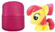 MY LITTLE PONY FASHEMS / CAKE TOPPER SERIES 5 *** APPLE BLOSSOM w/ Capsule