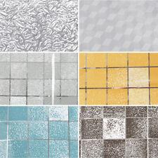 Self Adhesive Waterproof Oil-proof Aluminum Foil Kitchen Cabinet Wall Sticker US