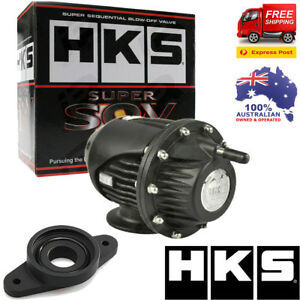 HKS SQV SSQV 4 IV BOV Turbo Blow Off Valve Fits Subaru/Mazda MPS WRX LIBERTY CX7