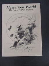 Mysterious World The Art of Arthur Suydam Portfolio signed & numbered 2000