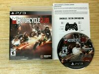 Motorcycle Club (Sony PlayStation 3 PS3 COMPLETE IN BOX WORKS PERFECT SHIPS FAST
