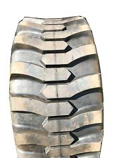 New Tire 15 19.5 Blackstone Blem Traction Master R4 8 Ply 15x19.5 Farm Blemish