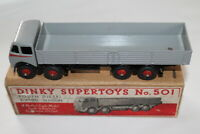 Dinky Toys 501 1st Cab Foden 8 Wheel Wagon Very Scarce