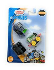 THOMAS & Friends MINIS 3 PACK - Blackberry Charlie, Monkey Percy, Diesel - 2018