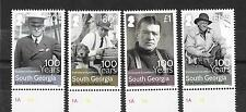 South Georgia 2016  Shackleton 100 Years  MNH
