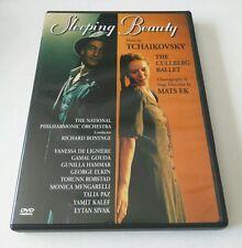 Sleeping Beauty (DVD, 2001) *THE CULLBERG BALLET* MUSIC BY TCHAIKOVSKY
