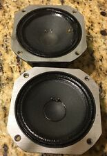 JBL LE5-2 Midrange Pair, Rare  Reference Special Non Production Test Speakers.