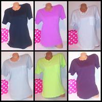 Victoria Secret PINK T-Shirt Campus Tee Oversized Pocket Solid Tee Top