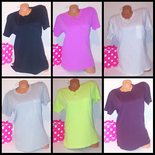 Victoria Secret PINK T-Shirt Campus Tee Oversized Pocket Solid Tee Top NEW