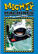 Mighty Machines - At The Race Track (DVD)  NEW