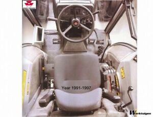 MASSEY FERGUSON MF 300 SERIES 390-399 LOWLINE CAB TRACTOR SEAT SUSPENSION UNIT
