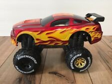 Ridemakerz cars - Scion xB Monster Truck & 2007 Ford Mustang Gt Red Flames