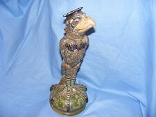 Burslem Pottery Grotesque Bird The Headmaster Tobacco Jar Wally Bird