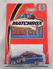 Matchbox Hero City BMW 328i Police #29