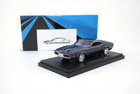#60017 - Avenue43 Ford Mustang Milano Concept - violett - 1:43