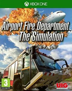 Firefighters: Airport Fire Department (Xbox One) (New)