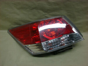 2008-12 HONDA ACCORD  TAILLIGHT DRIVER SIDE