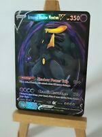 Armored Shadow Mewtwo Proxy Custom Pokemon Card in Holo