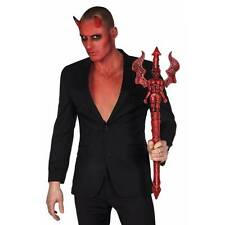 Deluxe Red Devil Fork 73cm Halloween Fancy Dress Weapon