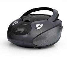Memorex MP3451 AM/FM Wireless Bluetooth CD-R/RW/MP3 Boombox AUX Line in Jack
