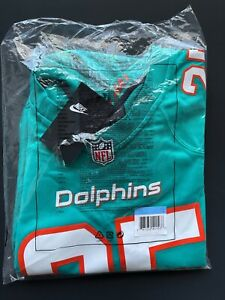 MIAMI DOLPHINS NIKE ON FIELD XAVIEN HOWARD #25 NFL JERSEY MENS SIZE M NWT!