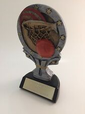 Large Basketball Resin Trophy! Free Engraving! Ships In 1 Business Day!