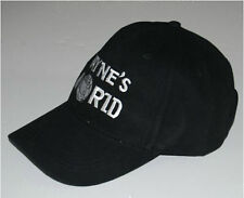 WAYNE'S WORLD Trucker Hat Black Mesh Cap Funny Halloween Costume 90s Baseball