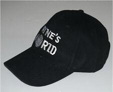 WAYNE'S WORLD CAP Black Wayne Baseball Cap Hat Ajustable