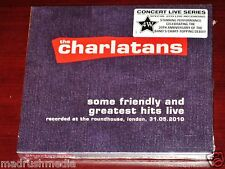 The Charlatans: Some Friendly And Greatest Hits Live In London 2 CD Set 2011 NEW